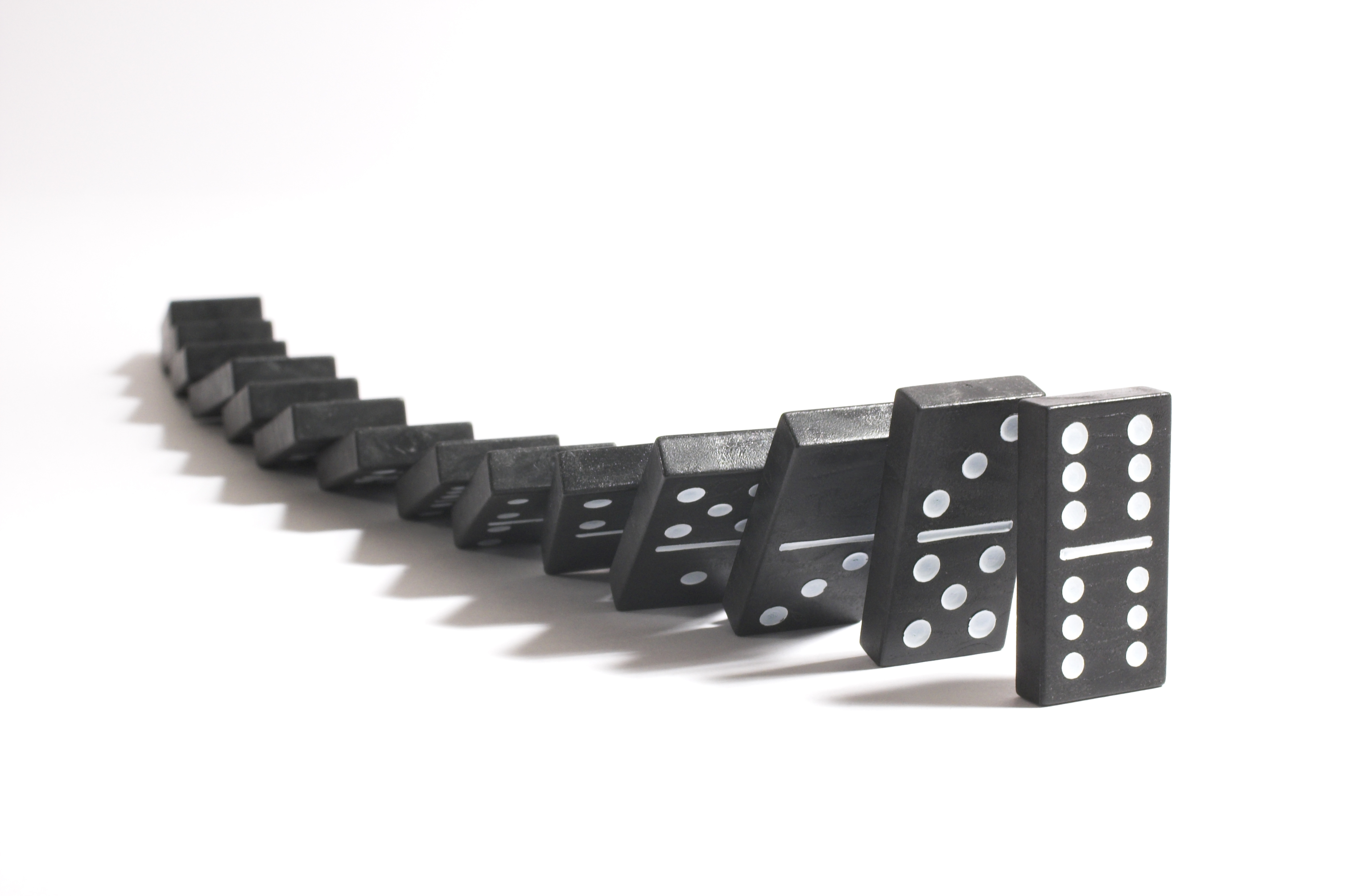 addiction the domino effect the paleo paramedic domino effect